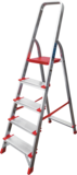 Aluminium stepladder for industrial use NV 5110