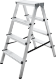 Aluminium stepladder NV 1120